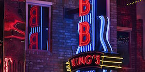 BB King's Blues Club at Wind Creek Casino